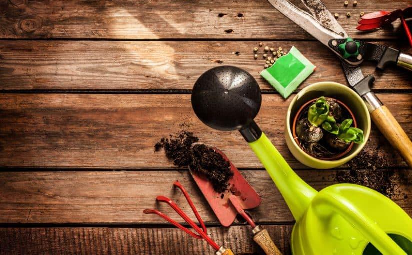 Outils de jardinage: comment bien utiliser un rotogrif?