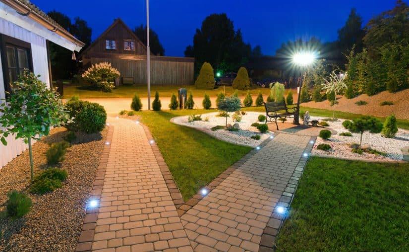 5 astuces pour bien choisir votre lampadaire de jardin