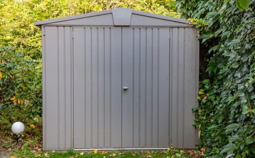 Comment choisir un abri de jardin métal 5m2?